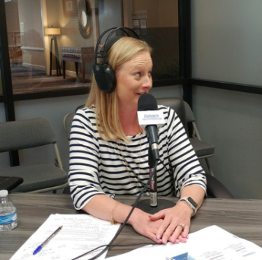 Kristi Greer at BYC podcast